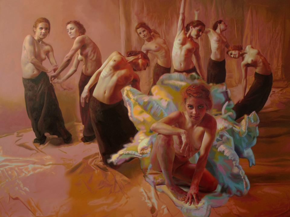 Anna Wypych |Symbolist painter